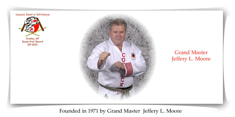 Grand Master Jeffery L. Moore