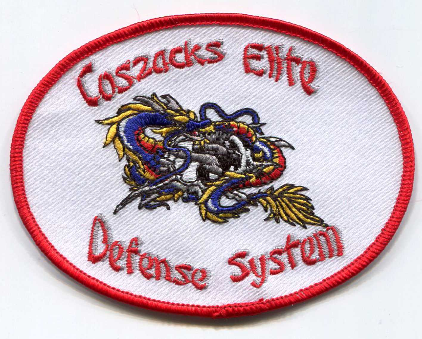 Coszacks Patch $7 for Coszacks students only
